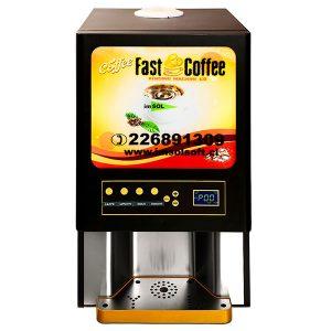 Máquina de Café de 4 opciones